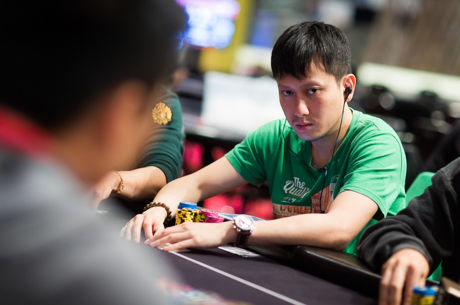 Pakinai Lisawad Leads Day 2 of PokerStars Championship Macau Main Event