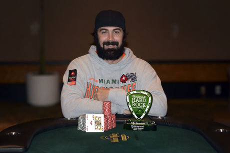 Jason Mercier Wins $25K High Roller at SHR