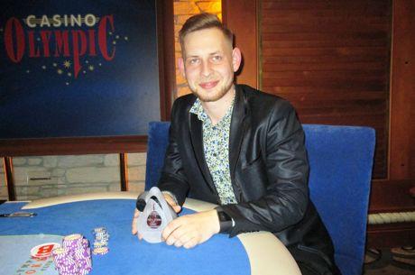 """Paskutinį """"Spring Cup"""" šalutinį turnyrą laimėjo Žygimantas Skvarčevskis"""