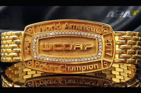 APAT World Championship Commences April 8