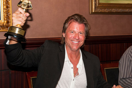 WPT Employees Roast, Toast Vince Van Patten at Special Party