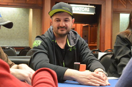 Budwey Salhab Leads After Day 1a of the 2017 WNYPC Main Event