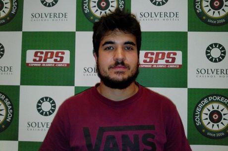 Brasileiro Victor Begara Comanda o Dia 2 da Etapa #3 Solverde Poker Season