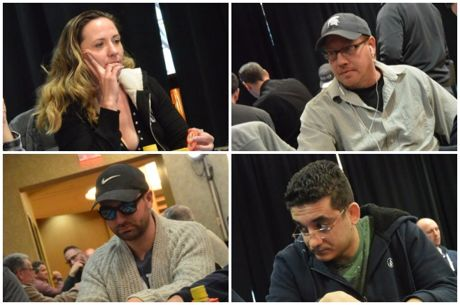 Four Remain at Final Table of the 2017 WNYPC Main Event