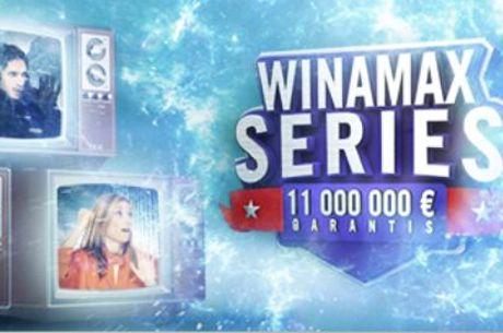 Winamax Series XVIII : Encore presque 4 millions à se partager