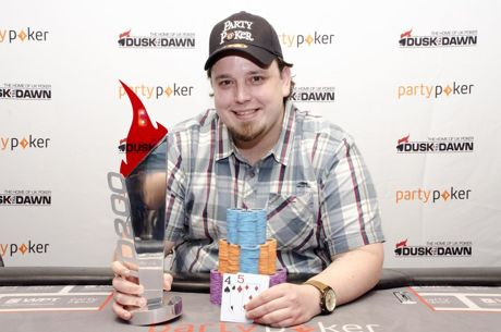 Alan Summers Becomes the Latest DTD200 Champion