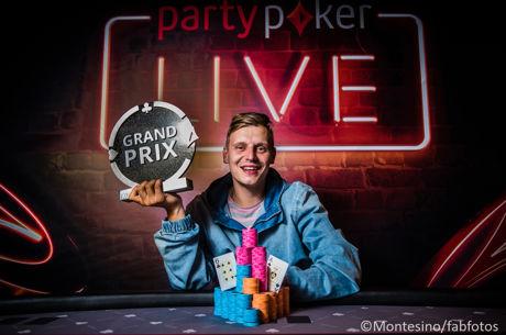 Andrej Desset gewinnt den partypoker Grand Prix