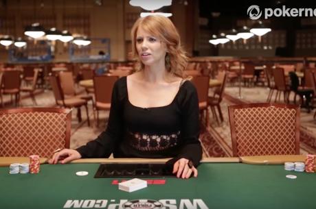 Poker Video Rückblick: Lynn Gilmartin, wie man sie nur hier sieht