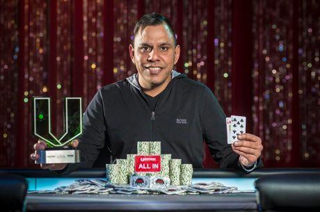 Paul Brar Wins DSPT Edmonton for $85K