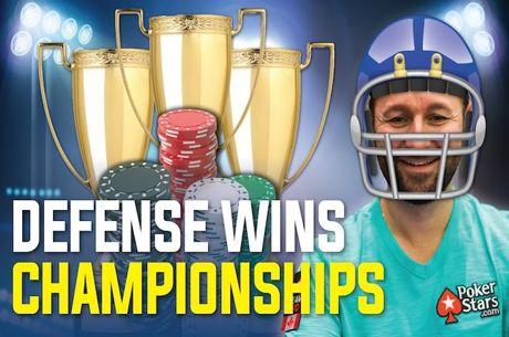 A Defesa Ganha Campeonatos por Daniel Negreanu