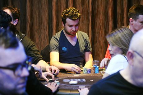 888Live Easter Edition London: Chris Moorman Third in Chips After 1b