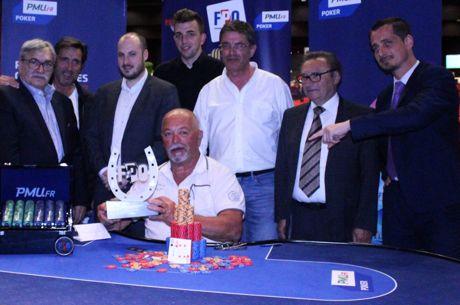 Michel Rouvière remporte le FPO La Grande Motte (34.333€)