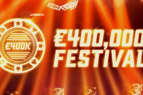 iPoker Festival с €400,000 гарантирани започва на 28 април в...