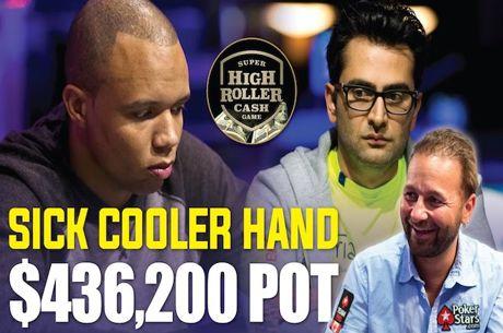 Daniel Negreanu Comenta Cooler de $436,200!!!