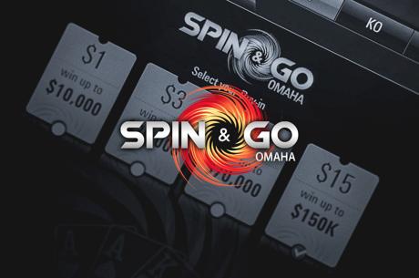 Surpriza la ultimul update al clientului PokerStars: Omaha Spin&Go in lobby!