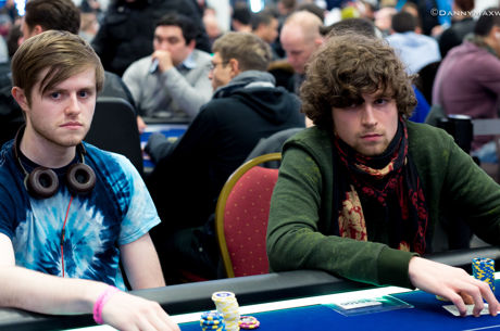 partypoker Millions Dusk Till Dawn: Carrel, Heath Share Bromance
