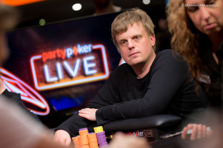 Vojtech Ruzicka Leads Final Four in partypoker LIVE MILLIONS High Roller