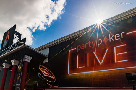 partypoker LIVE MILLIONS: Neel Murthy Leads Main Event