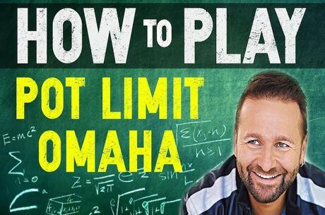 Como Jogar Pot Limit Omaha com Daniel Negreanu