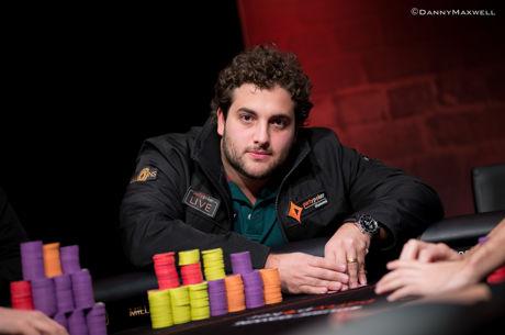 João Simão 5º no High Roller £10,300 do partypoker Millions ($108,960)