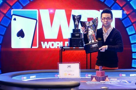 Pete Chen Wins WPT Beijing to Kick Off New Season