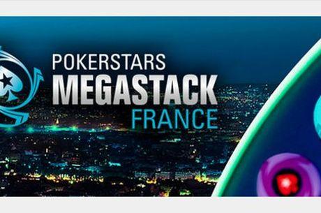 Megastack PokerStars : 3 étapes en France pour le nouveau circuit européen pour les petites...