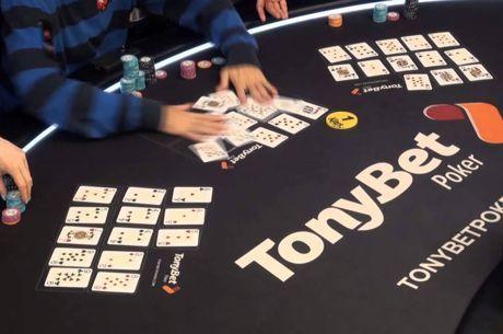 """""""TonyBet Poker"""" kambaryje netrukus startuos """"OFC Grand Prix"""" čempionatas"""