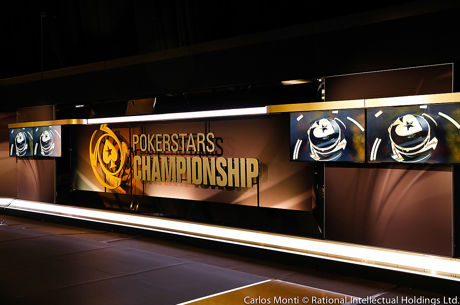 PokerStars Championship Presented by Monte-Carlo Casino Begins April 25