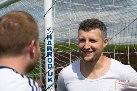 From Canvas to Felt with Super-Middleweight World Champion Carl Froch