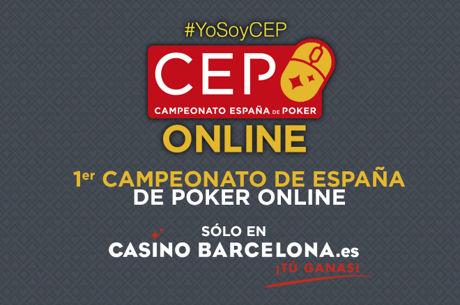 Llega la segunda parada del Campeonato de España de Poker Online
