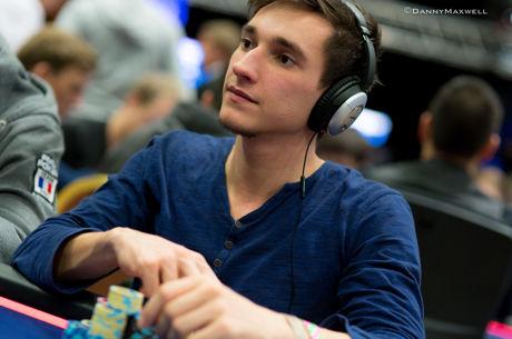 Gerald Karlic führt beim PokerStars Championship Monte Carlo Opening Event