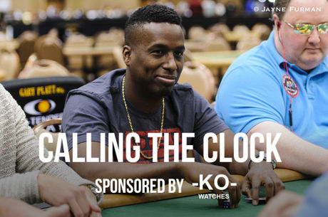 Calling the Clock with Maurice Hawkins Sponsored by KO Watches