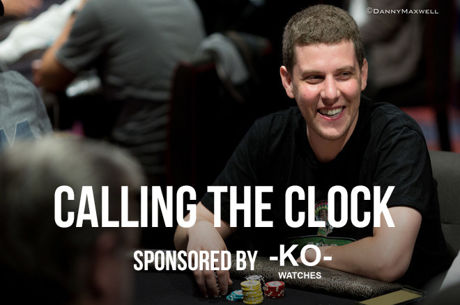 Calling the Clock with Ari Engel Sponsored by KO Watches