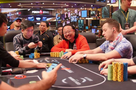 Guo Dong at PokerStars Championship Macau