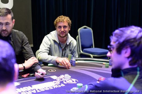Ryan Riess Lidera Dia Final High Roller €10,300 PokerStars Championship Monte-Carlo