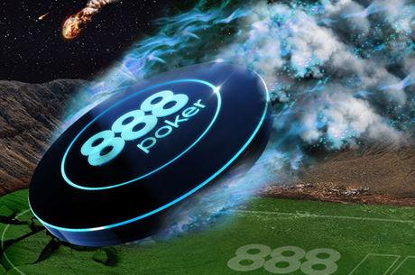 888poker organiseert op 3 mei een $100K Freeroll