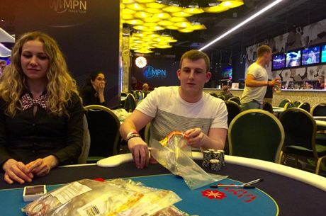 Alan Carr Leads after Day 1a in MPN Poker Tour Malta's Main Event