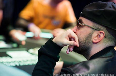 Bryn Kenney lidera a los nueve supervivientes del 100.000€ Super High Roller