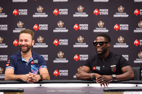PokerStars, Kevin Hart Forge Partnership to Make Poker Fun Again