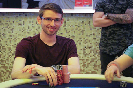 Jonathan Bowers Leads After Day 1b in MPN Poker Tour Malta Main Event