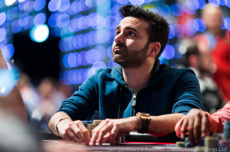 Jeff Hakim Leads PokerStars Championship Monte Carlo Main Event
