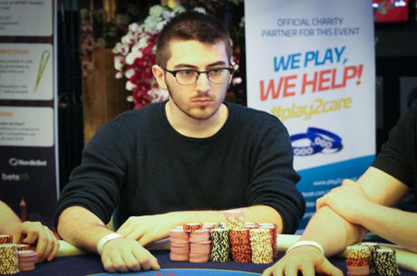 Alessandro Siena Leads Final Table of MPNPT Malta Main Event