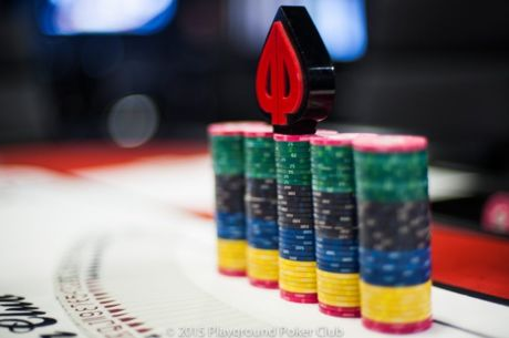 The Playground Poker Spring Classic Presented by partypoker Live Underway