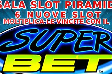 Il Casinò Di Venezia On Line Rinnova La Sala Slot Piramidi