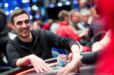 Speranza Leads After Day 1b PokerStars Championship Monte Carlo