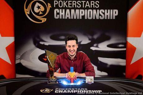 Adrian Mateos Vence €50K Single-Day PokerStars Championship Monte Carlo