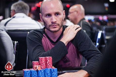 Mike Leah Leads After Day 2 of the partypoker LIVE Grand Prix Canada