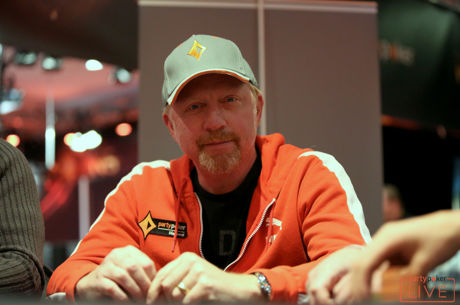 Boris Becker on Handling Nerves, Tools for Success in Poker