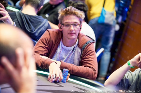 Sampo Ryynanen Leads the Final 11 in PSC Monte Carlo PLO High Roller