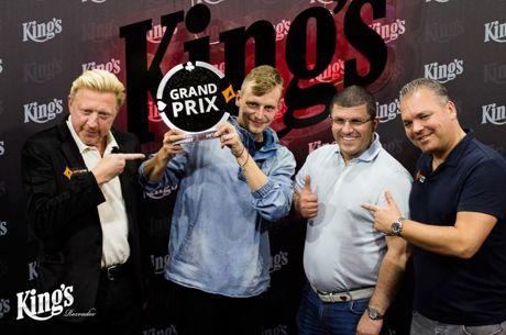 Andrej Desset holt auch den partypoker Grand Prix Germany